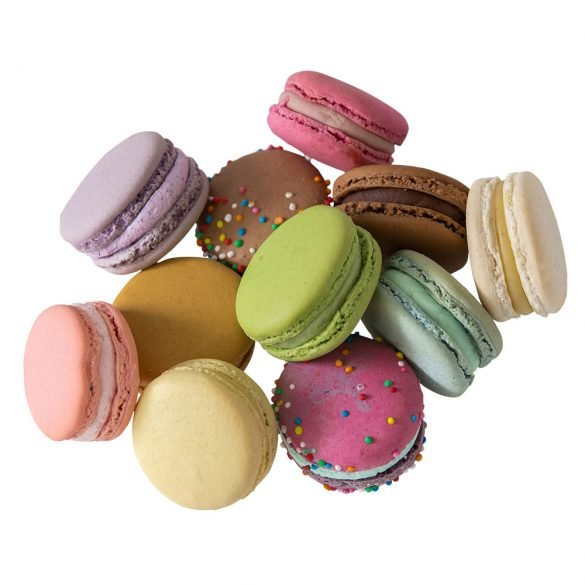 group-of-macarons